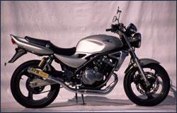【○在庫あり→9月29日出荷】RPM バリオス2(97-05)用 RPM67マフラー(Racing) RPM1663