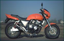 RPM CB400SF-R/S(92-99)用 RPM-SHORTマフラー RPM2044