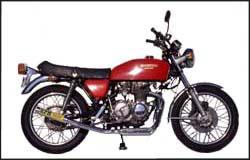 RPM CB400F(74-76)用 RPM67マフラー(Racing) RPM2655