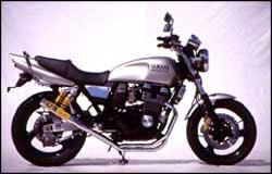RPM XJR400/R/S(93-00)用 RPM67マフラー(Racing) RPM3616