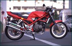RPM バンディット400V/VZ(89-97)用 RPM-DUALマフラー RPM4023