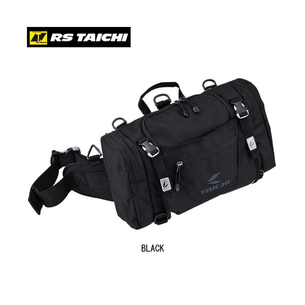 RSタイチ RSB268 ヒップバッグ(L) ブラック 10L RSB4997035634507