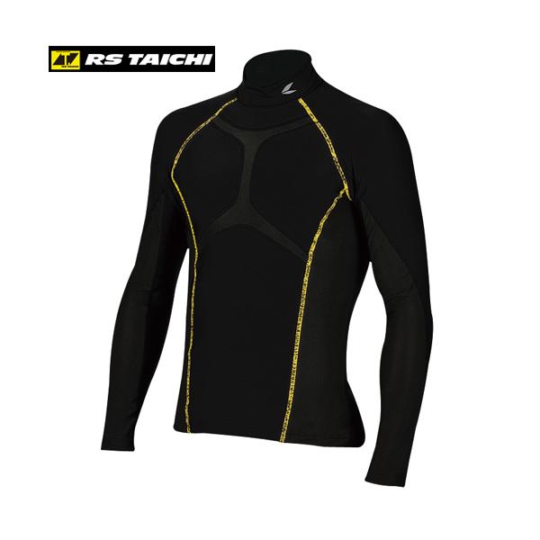 RSタイチ RSU265 クールライド スポーツ アンダーシャツ [ブラック L] RSU4997035604821