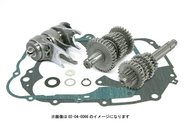武川 TAF5ソククロスミッションキット コンプリート 02-04-0089