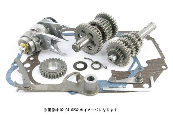 武川 5ソククロスミッションキット SS DAX50 02-04-0231