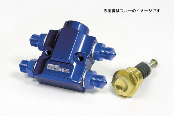 武川 汎用 インラインサーモユニットキット シルバー (#6ホース用) SP07-07-0032