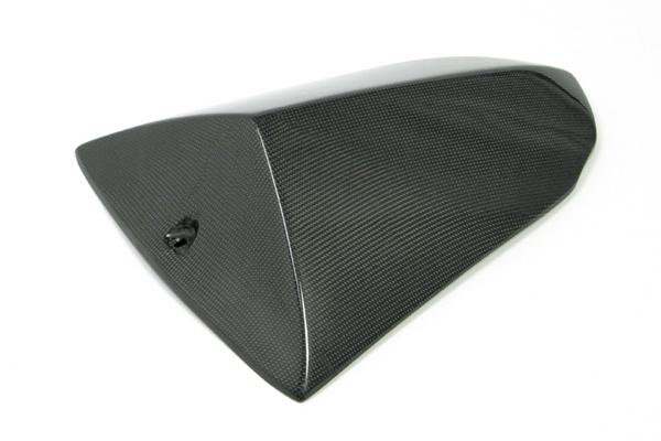 武川 Ninja250R用 タンデムシートカバー(カーボンFRP製) SP09-11-0058