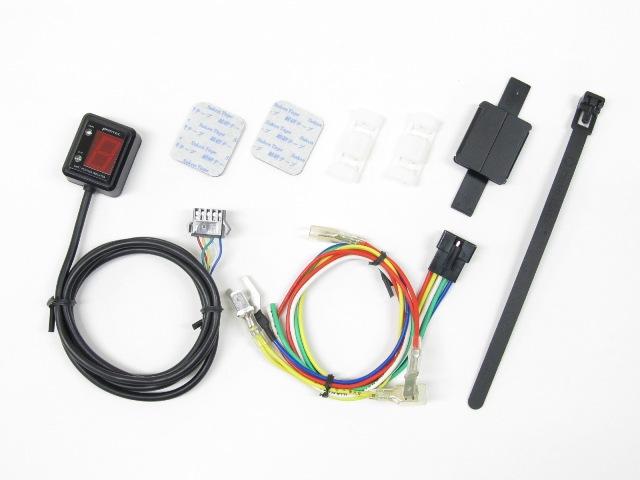 プロテック CRF250L/CRF250M[MD38 '12~]専用 シフトボジションインジケーターキット SPI-H29