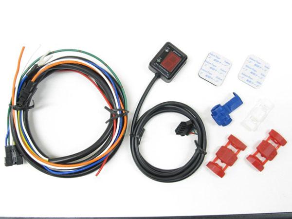 プロテック XJR1300[RP17J  '07~]専用 シフトポジションインジケーターKIT SPI-Y35