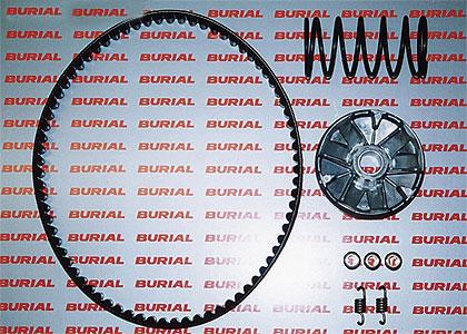 BURIAL(ベリアル) グランドアクシス100用 ハイパープーリーKIT Y07-50-00