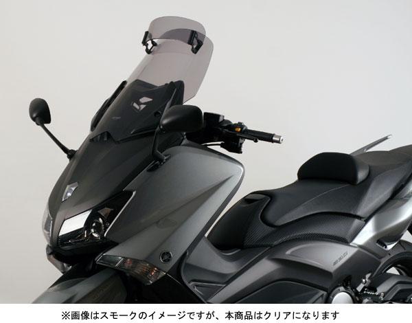 MRA T-MAX530('12)用 スクリーン X-CREEN[クリア] XCM251C 【送料無料】(北海道・沖縄除く)