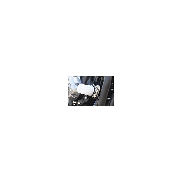 モリワキ スキッドパッド[白]  CB1100/EX('10~) 05030-201G1-00 【送料無料】(北海道・沖縄除く)