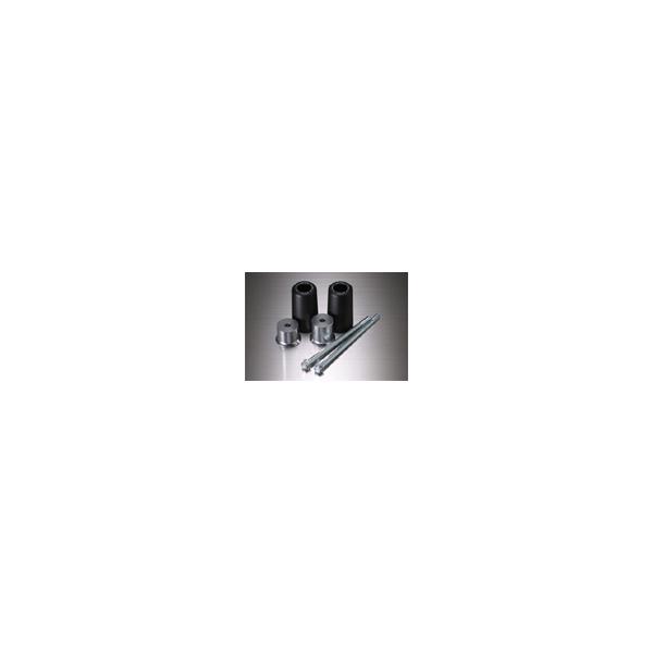 【○在庫あり→10月1日出荷】モリワキ スキッドパッド[黒]  ゼファー750 05030-21213-00