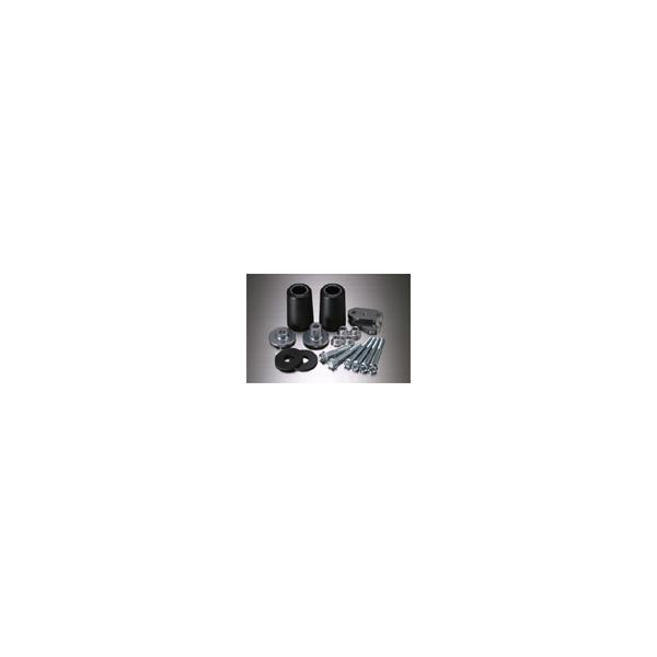 モリワキ スキッドパッド[黒]  GSF1200/バンディット1200(全年式) 05030-21419-00 【送料無料】(北海道・沖縄除く)