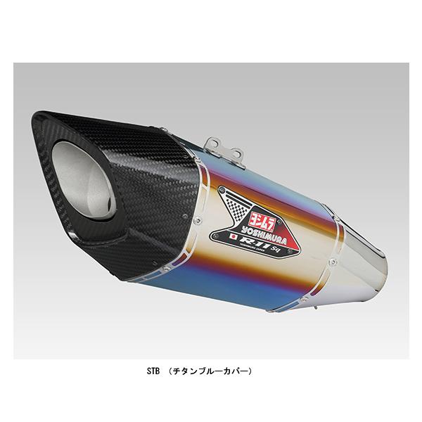 ヨシムラ スリップオン R-11Sq サイクロン EXPORT SPEC 政府認証[STB]  SUZUKI KATANA('19) 110-199-L16G0