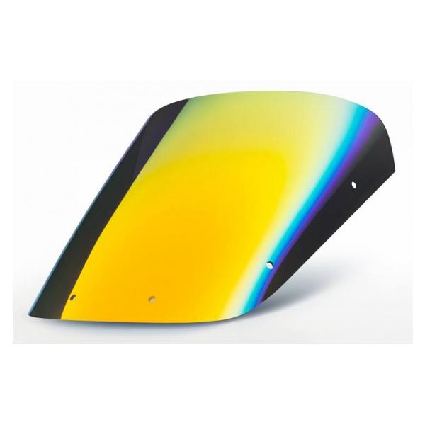 アクリポイント ACRY-Point スクリーン ストリート [ミラー]  ZRX/1100/ZRX1200/ZRX1200DAEG 170021
