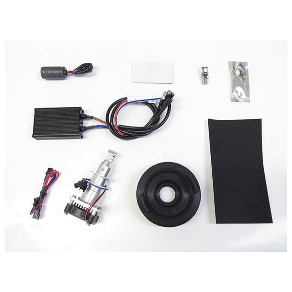プロテック LB7-F7 LEDヘッドライトバルブキット H7 Lo側専用 6000K  BMW F700GS('13~'18) 65063