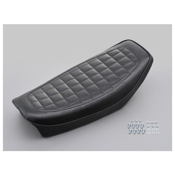 デイトナ ノスタルジックシート[ブラック] SR400/500('79~'08)・SR400 FI('10~'19) 99988
