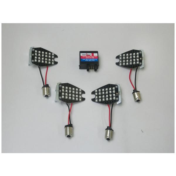 CFポッシュ LEDカスタマイジングキット シーケンシャルタイプ  GSR750/V-Strom650 P428980