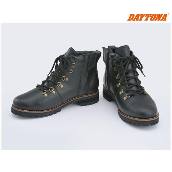 デイトナ HBS-005 マウンテンブーツ レディース[ブラック/24.5cm] 16838