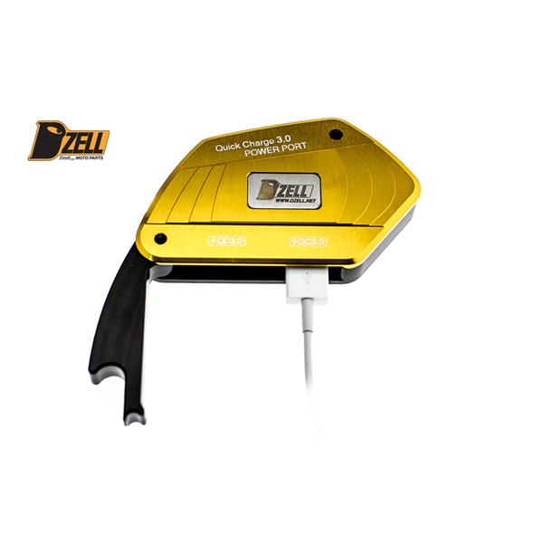 コルハート Dzell(ディーゼル) USB 2ポート BMW-R[ゴールド] CH780211