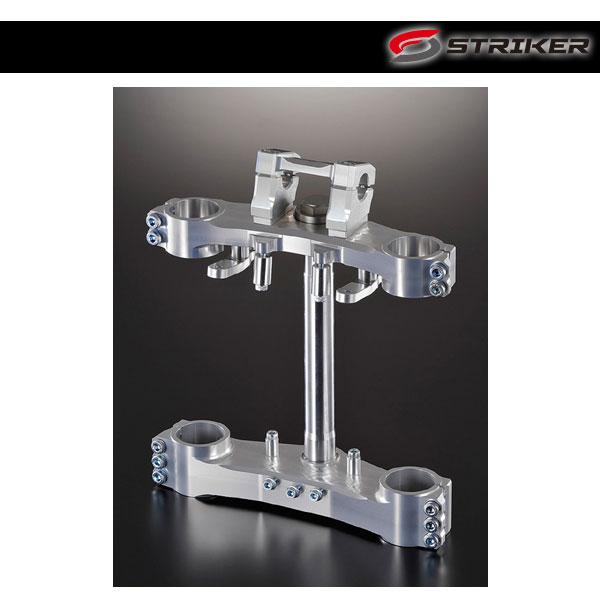 STRIKER(ストライカー) Gクラフトコラボ ステムキット[シルバー] ZEPHYR750 SS-61164