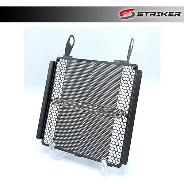 STRIKER(ストライカー) ラジエターコアガード  GSX-R125 ABS('18) SS-CG147