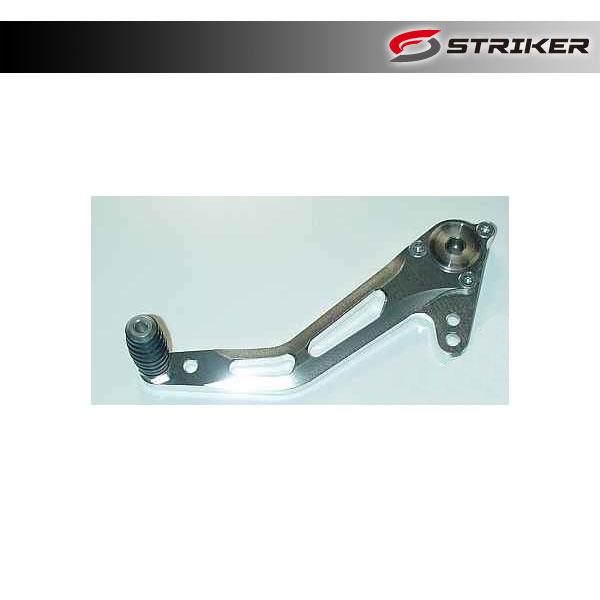 STRIKER(ストライカー) ステップリペア/オプションパーツ チェンジペダル Type-2 シルバー SS-R9706BS2C