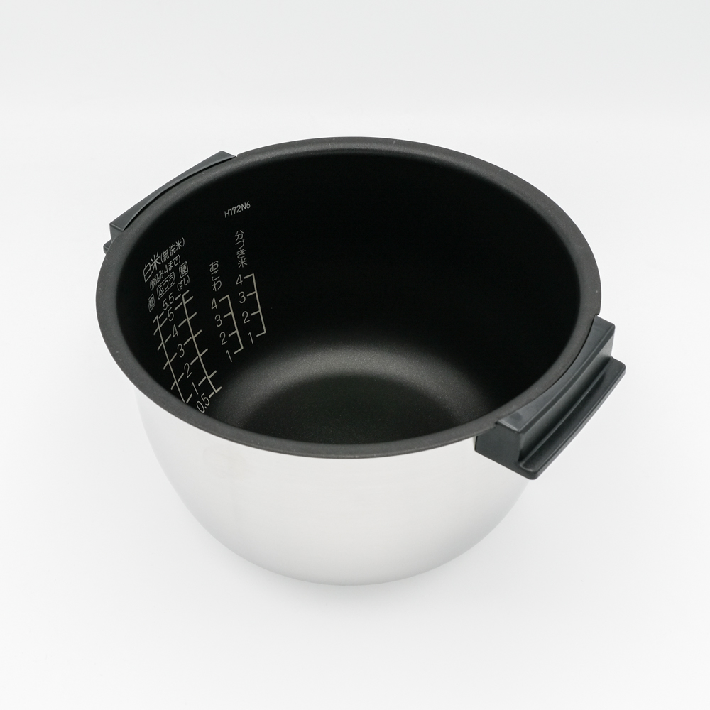 <title>日立 純正 部品 交換 モデル着用&注目アイテム RZ-BS10M001 HITACHI 炊飯器用内釜 RZ-BS10M-001</title>