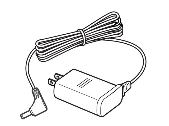 パナソニック Panasonic 美顔機用ACアダプター EHSW65W7657