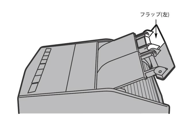 パナソニック 純正品 部品 交換用 Panasonic 永遠の定番 待望 FCW8300042 左 衣類乾燥除湿機用フラップ