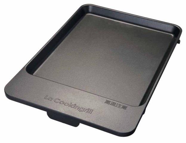 パナソニック Panasonic IHクッキングヒーター用あっせんグリル皿 平面プレート KZ-AFP1