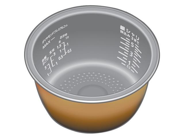 パナソニック Panasonic 炊飯器用内釜(内なべ) ARE50-K01