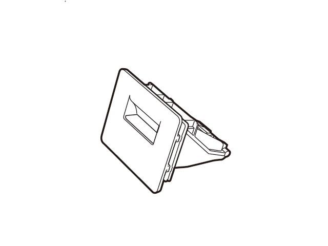 パナソニック 純正品 部品 現品 交換用 AXW2XK8GU0 Panasonic クリスタルホワイト 定番スタイル 洗濯機 乾燥フィルター