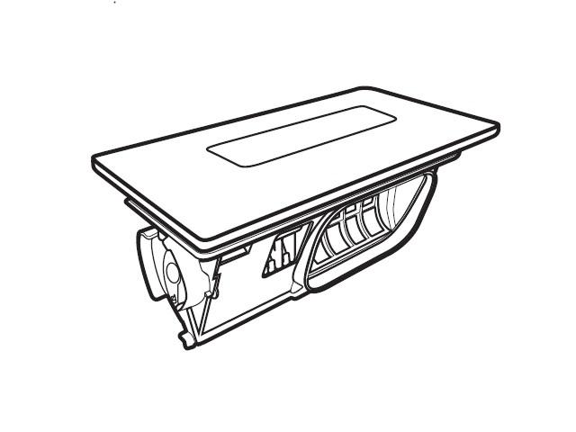 パナソニック 純正品 部品 交換用 買い物 AXW2XK8TV0 洗濯機 乾燥フィルター 豪華な Panasonic