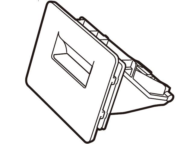 パナソニック 純正品 時間指定不可 部品 交換用 期間限定 乾燥フィルター AXW2XK9SD0 洗濯機 Panasonic