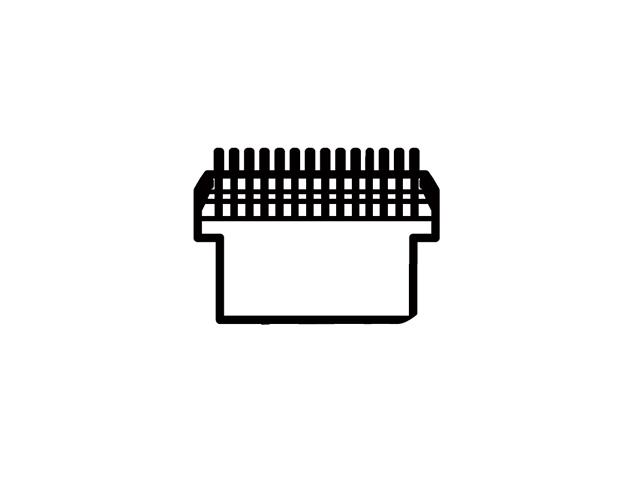 パナソニック 純正品 部品 交換用 フェリエ用ネット刃替刃 Panasonic 特価品コーナー☆ 新色追加して再販 ES9796 内刃