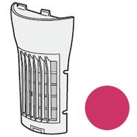 シャープ 純正品 部品 豊富な品 交換用 超安い 2811100035 イオン発生機用フィルターカバー SHARP ピンク系
