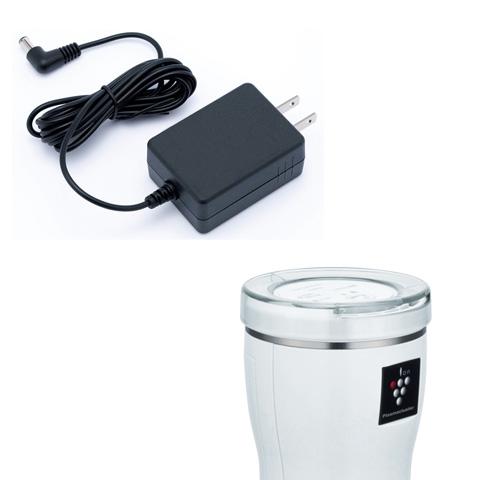 シャープ 純正品 部品 交換用 期間限定 プラズマクラスターイオン発生機用ACアダプター SHARP 正規品 IZ-B15AC デスクトップルーバー付