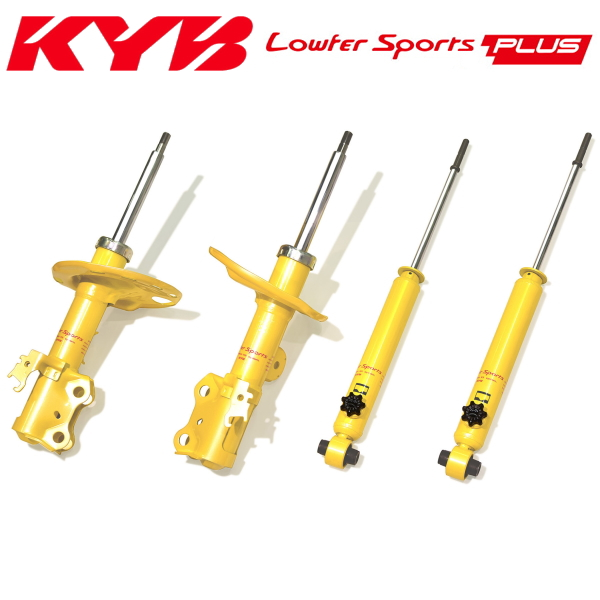 KYB Lowfer Sports PLUS前後セットHA36SアルトターボRS 2WD 15/3~16/8