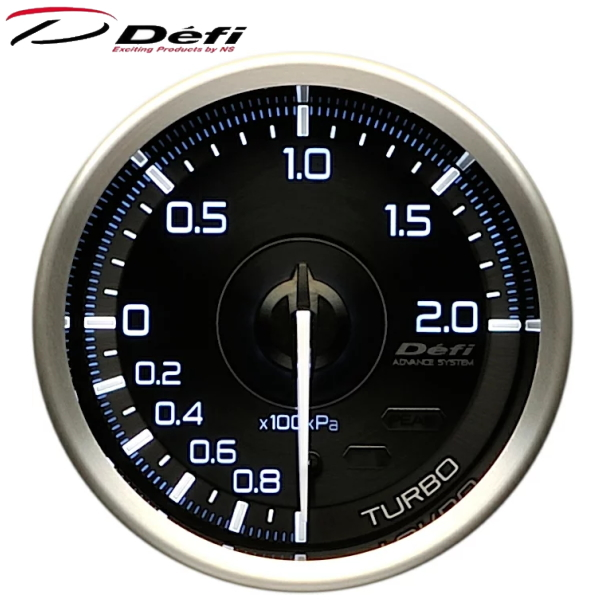 デポー デフィーリンク アドバンスA1 60φ油圧計 [再販ご予約限定送料無料] 0kPa~1000kPa A1 ADVANCE Defi-Link