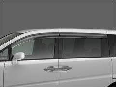 【正規品】無限ドアバイザー MUGENベンチレーテッドバイザーRG1 RG2 RG3 RG4ステップワゴン