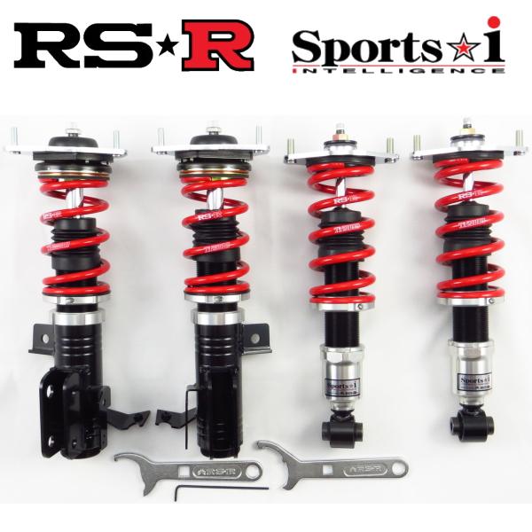 上品 RSR Sports-i車高調整Kitピロ仕様AP1ホンダS2000 ベースグレード 99/4~05/11, BROOCH 37e73245