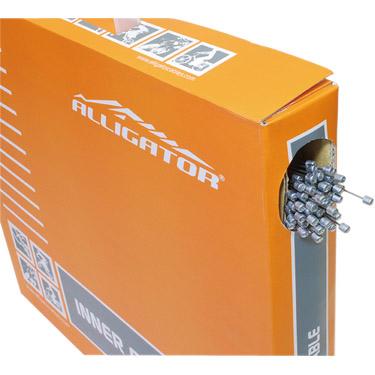 【送料無料】ALLIGATOR ATB/MTB/ROADシフト用インナーケーブル(P.T.F.E)BOX LY-SPT43520 1本
