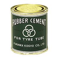 【1個売り】ミツワラバーセメント 小缶ゴムのり 90ml 福岡工業 1個