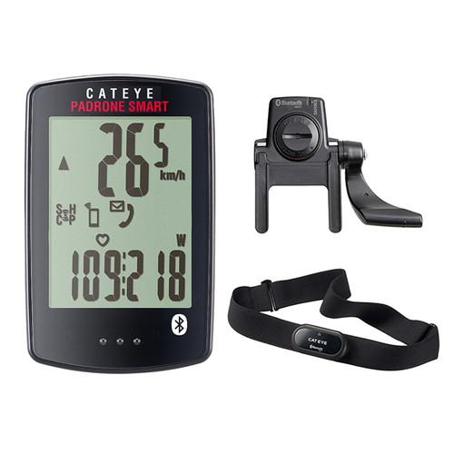 CATEYE CC-PA500B Triple PADRONE SMART トリプルワイヤレスキット ブラック メーカー品番:CC-PA500B Triple 1セット