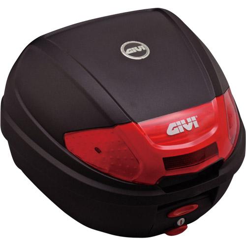 取寄 76872 E300N2 無塗装ブラック GIVI(ジビ) 無塗装ブラック(※無塗装品は表面処理をしていないため、表面はザラザラしています) 1個