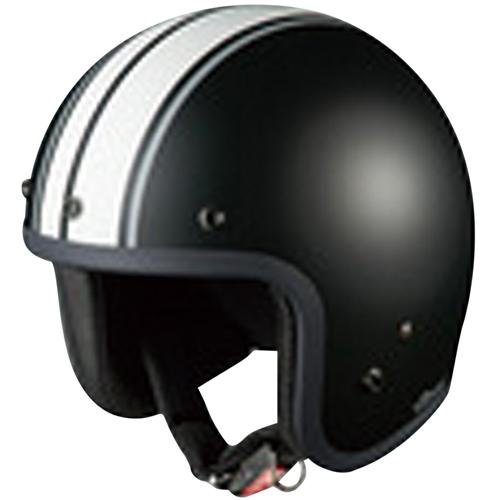 OGK[オージーケーカブト] OGK FOLK G1 フラットブラックホワイト メーカー品番:FOLK G1 1個
