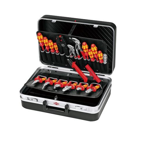 割引 - 取寄 002120 ツールケースセット KNIPEX クニペックス ブランド買うならブランドオフ 1セット