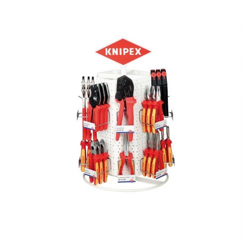 取寄 001928 001928 回転ディスプレイスタンド(プライヤーなし) KNIPEX(クニペックス) 1個